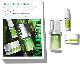 Murad Ready, Radiant, Retinol Kit