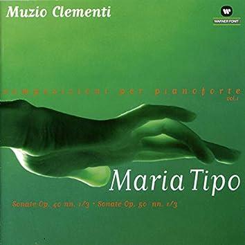 Composizioni per pianoforte Vol. 1