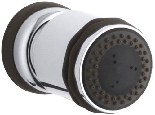 KOHLER K-8510-CP MasterShower Two-Way Bodyspray, Polished Chrome