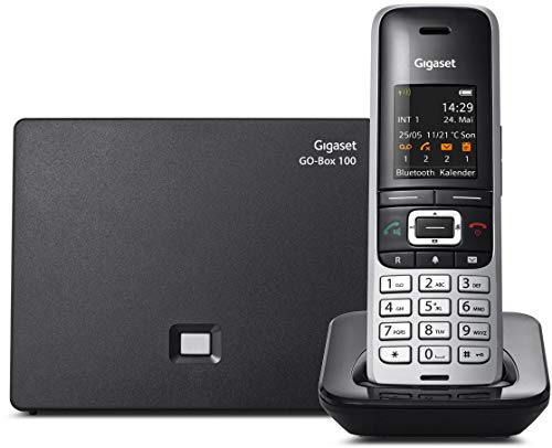 Price comparison product image Gigaset S850A Hybrid VoiP Home Office Cordless Phone