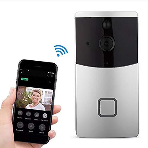 Draadloze IP Wifi Video Deurbel Video Intercom 720P HD Twee-weg Video Audio Nachtzicht Beveiliging Camera Android IOS
