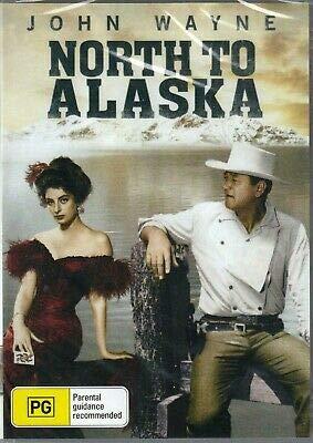 North To Alaska [Edizione: Stati Uniti] [Italia] [DVD]