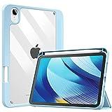 MoKo Étui Compatible avec New iPad Mini 6ème Génération 8,3' 2021, [Support Charge d'iPencil]...