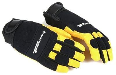 Forney Deerskin Leather Driver Premium Stretchable Men's Gloves