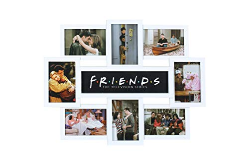 """Collage Picture Frame Wall Art, Friends TV Show, 22"""" x 18"""" x 1'"""