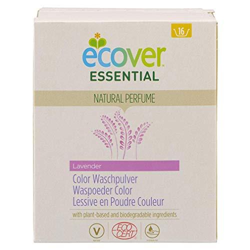 Ecover Essential Bio Color Waschpulver Lavender (1 x 1200 gr)