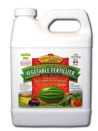 Urban Farm Fertilizers All-Purpose Fertilizer
