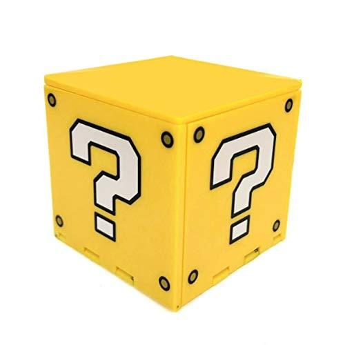 Socialism para Nintend Switch Premium Game Card Case Zelda para Nintend Switch Storage Box NS Caja de Tarjeta Plegable-Amarillo