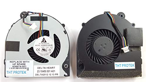 Kompatibel für HP ProBook 6360B Lüfter Kühler Fan Cooler