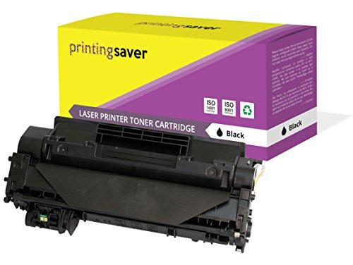 Printing Saver SCHWARZ XXL Toner kompatibel für HP Laserjet P2030, P2035, P2035n, P2050d, P2055, P2055d, P2055dn, P2055x, Canon i-SENSYS LBP6300dn, LBP6650dn, LBP6670dn drucker [10.000 Seiten]