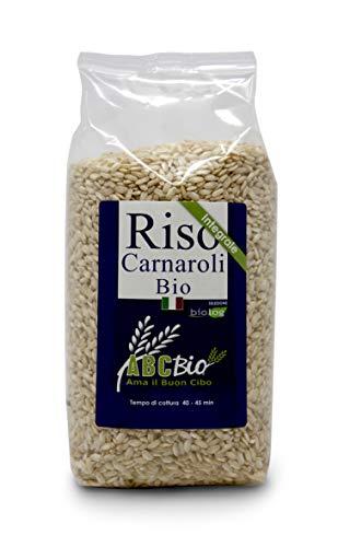 Carioni Food & Health Reis Carnaroli Integral Bio 1 kg