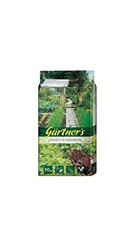 Preisvergleich Produktbild Gärtner's Urgesteinsmehl 10 kg
