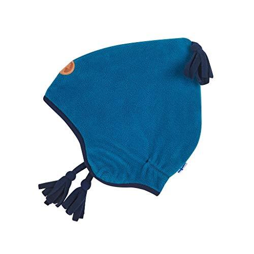 Finkid Pipo Blau, Kinder Kopfbedeckung, Größe 52 - Farbe Seaport - Navy
