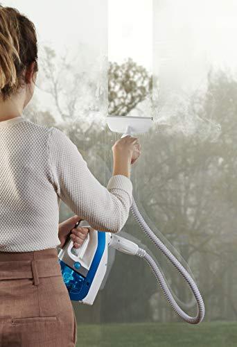 Rowenta Clean & Steam Multi, Nettoyeur Vapeur 2en 1, Nettoie et aspire en même temps à la...