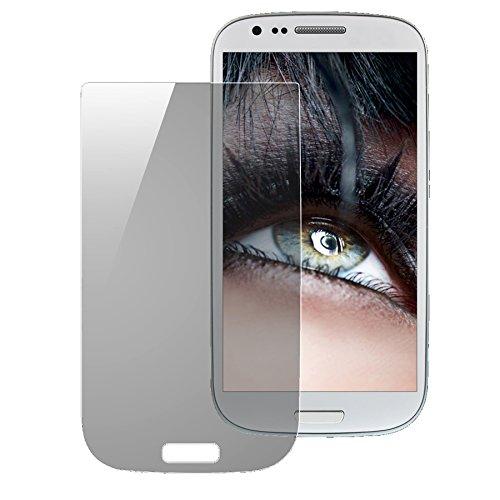 MTB Proteggi Schermo in Vetro temperato per Samsung Galaxy S3 Mini - 0,3mm / Durezza 9H / 2.5D Arc Edge