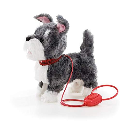Pitter Patter Pets Addo Walk Along Puppy – Mein erster interaktiver Terrier Welpe