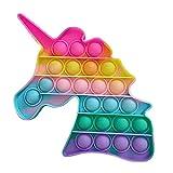 Lote de pelotas antiestrés simple para niños, antiestrés, diseño de animales, ideal como regalo de vacaciones, cumpleaños, f, Talla única