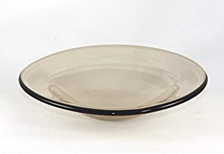 Replacement Large Round Dish Bowl for Tart Burners Oil Warmers 4 1/2