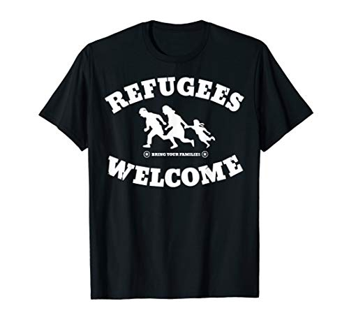 Refugees Welcome TShirt