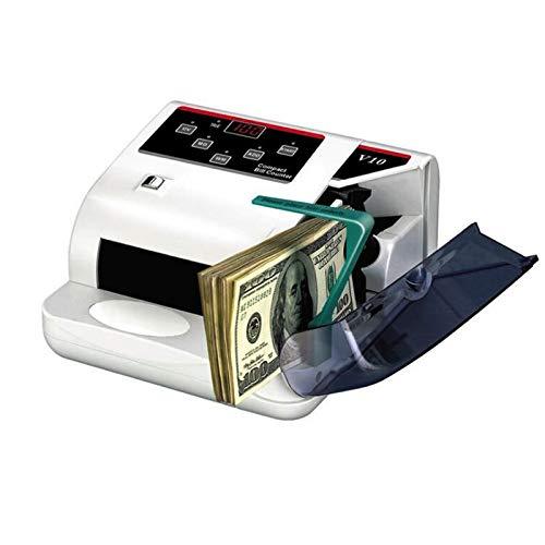 TYX-SS Mini Handy Macchina Conta Banconote,Rileva Banconote False Soldi Falsi Rilevatore UV MG Contasoldi