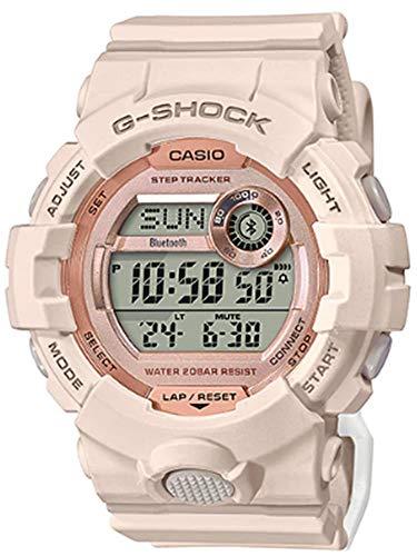 Casio Reloj Digital para Mujer de Cuarzo con Correa en plástico GMD-B800-4ER