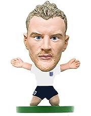 SoccerStarz SOC1026 - Engeland nationale team Jamie Vardy, thuisshirt