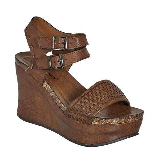 Pierre Dumas Hester 12 Double Buckle Rounded Toe