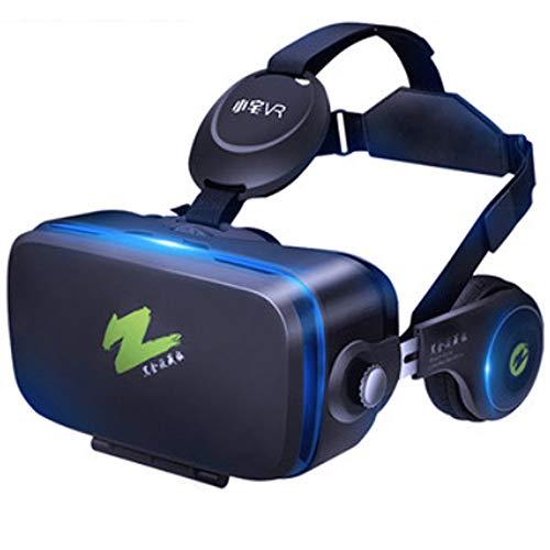 TTBF Gafas VR 4D Realidad Virtual Experiencia de Juego de películas teléfono Android teléfono móvil dedicado 3D máquina montada en la Cabeza Ar