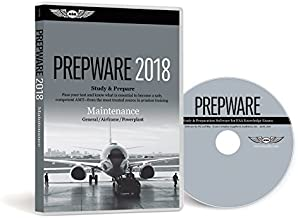 ASA AMT Prepware - General, Airframe & Powerplant on One Disk - 2018