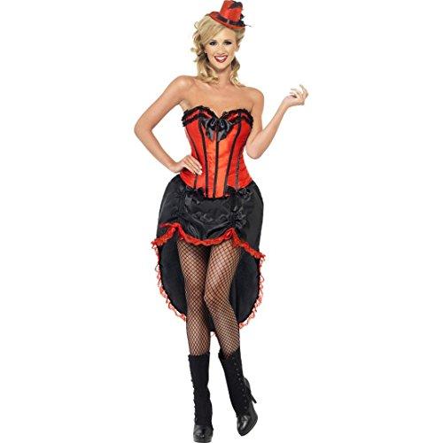 - Can Can Tänzerin Kostüme