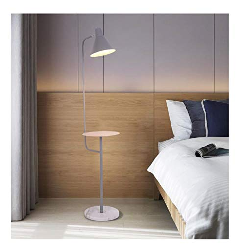 KITER Terra Moderne vloerlamp en tegels met tafel voor bed woonkamer studio kantoor licht Reading vloerlamp staande lamp staande lamp