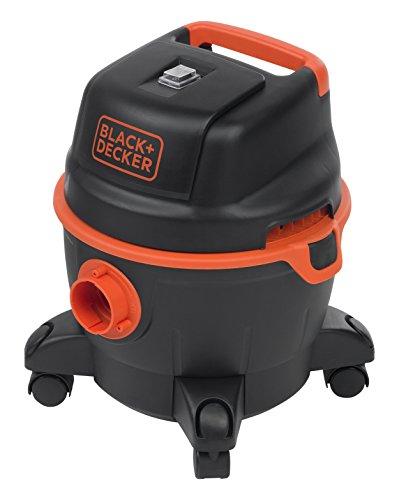 Black+Decker 51681 Aspiradora,1200 W, con depósito 15 litros