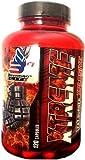 Potente quema grasas de gran calidad XTREME FAT BURNER XPLOSIVE. Contenido 120 cápsulas.