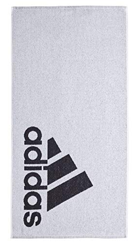 adidas Towel S Beach, White/Black, NS