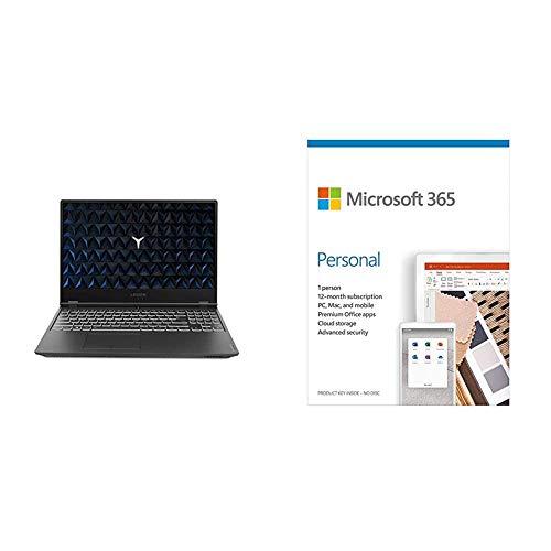 Lenovo Legion Y540 Intel i5 9th Gen 15.6 inch FHD Gaming Laptop with 8GB/1TB + 256 GB SSD, Windows 10, 4GB GTX 1650 Graphics, 81SY00SNIN
