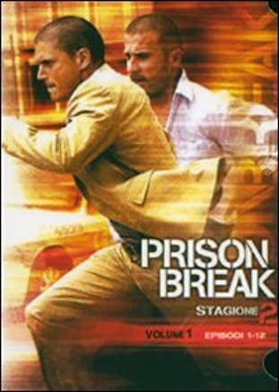 Amazoncom Prison Break Season 02 Parte 01 3 Dvd Box