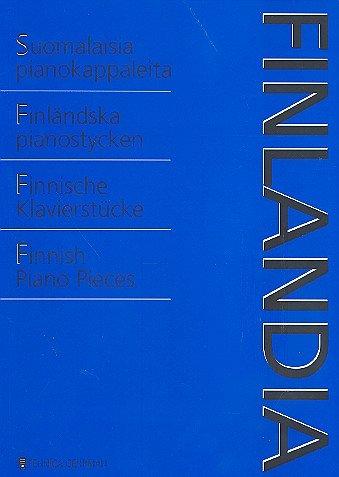 Finlandia Finnish Piano Pieces für Klavier