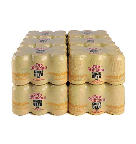 Old Jamaica Bière de gingembre 330 ml mégapack de 72 unités – Ginger beer old jamaica