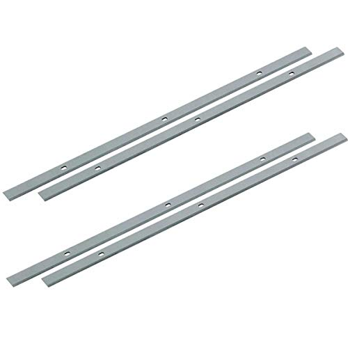 12-1/2 Inch Planer Blades for Craftsman, Delta, Porter Cable, WEN, Ryobi 12-1/2-Inch Thickness Planer - Set of 2 -  IIOV TOOLS, VIQC-12-1/2-Inch