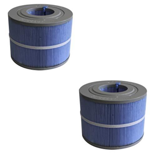 Villeroy & Boch Whirlpool Filter-Set 2X Ersatzfilter für Design Line Just Silence