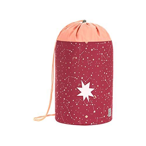 LÄSSIG Kinder Sporttasche Schule Kindergarten Sportbeutel Seesack ab 3 Jahre/School Sportsbag Magic Bliss Girls