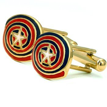 The Museum Outlet – America United Boutons de manchette