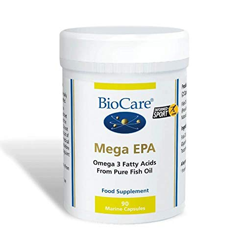 Biocare Mega EPA 1000 90 Capsules (Pack of 2)