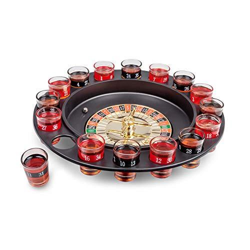 Tobar-LA Roulette di Bevande Spirito, Colore Misto, 19517