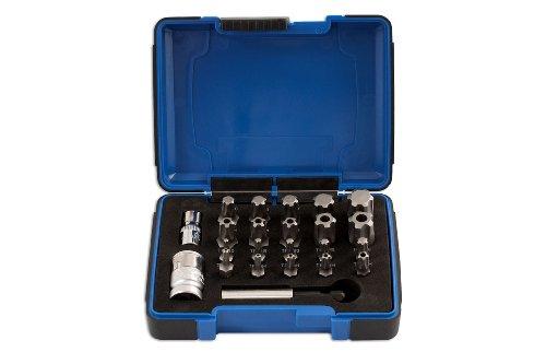 Laser 5031 - Juego de puntas Torx (23 piezas)