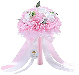 Best bridesmaid bouquets pink Reviews