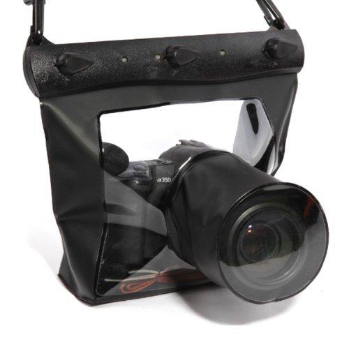 20 m bajo el agua caja estanca DSLR SLR para Canon 6D 600D 650D Nikon D7100 D5200 D5100 D3200 Sony Panasonic Pentax
