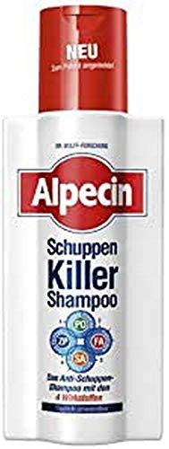 Alpecin Schuppen Killer Shampoo, 2er Pack, (2x 250 ml)