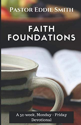 Faith Foundations A 52 week Monday Friday Devotional product image