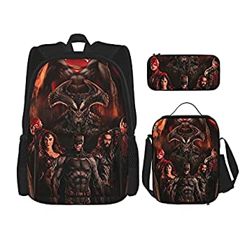 Best justice league backpack and lunchbox Reviews